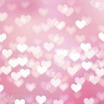 Fondo comunión para álbum classic corazones