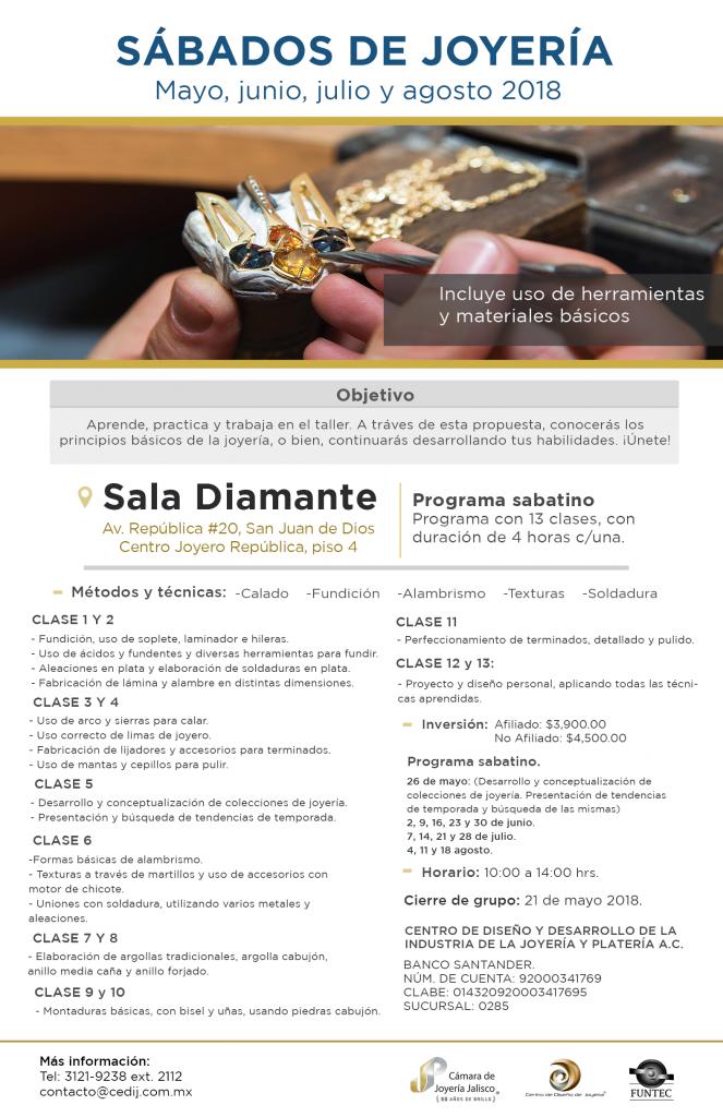 poster TALLER sabatino #FE5